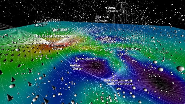 A New 3D Map of the Universe Covers More Than 100 Million ...
