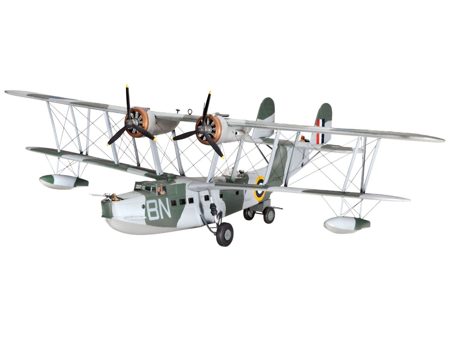 Revell Of Germany Supermarine Stranraer Plastic Model Kit