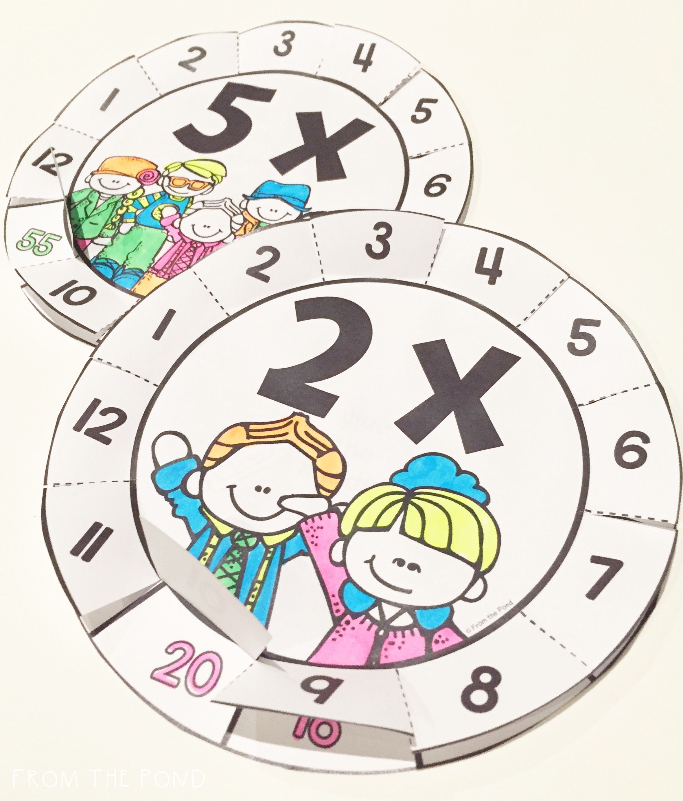 Best 25 Multiplication Times Table Ideas
