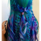 Pin by klc last name on hair colorful pinterest hairstyles hair