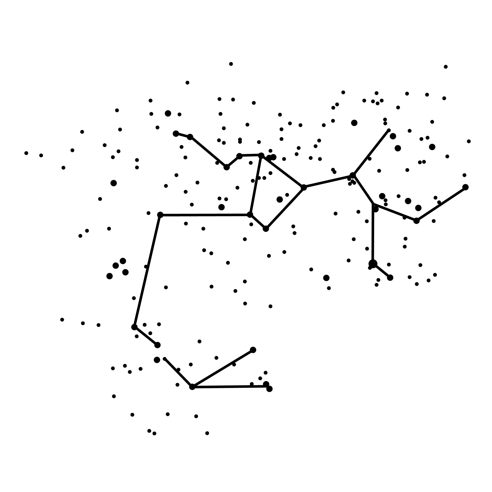 12 Free Constellation Embroidery Pattern Printables