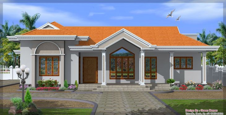 One floor house model Home design ideas Oo Pinterest