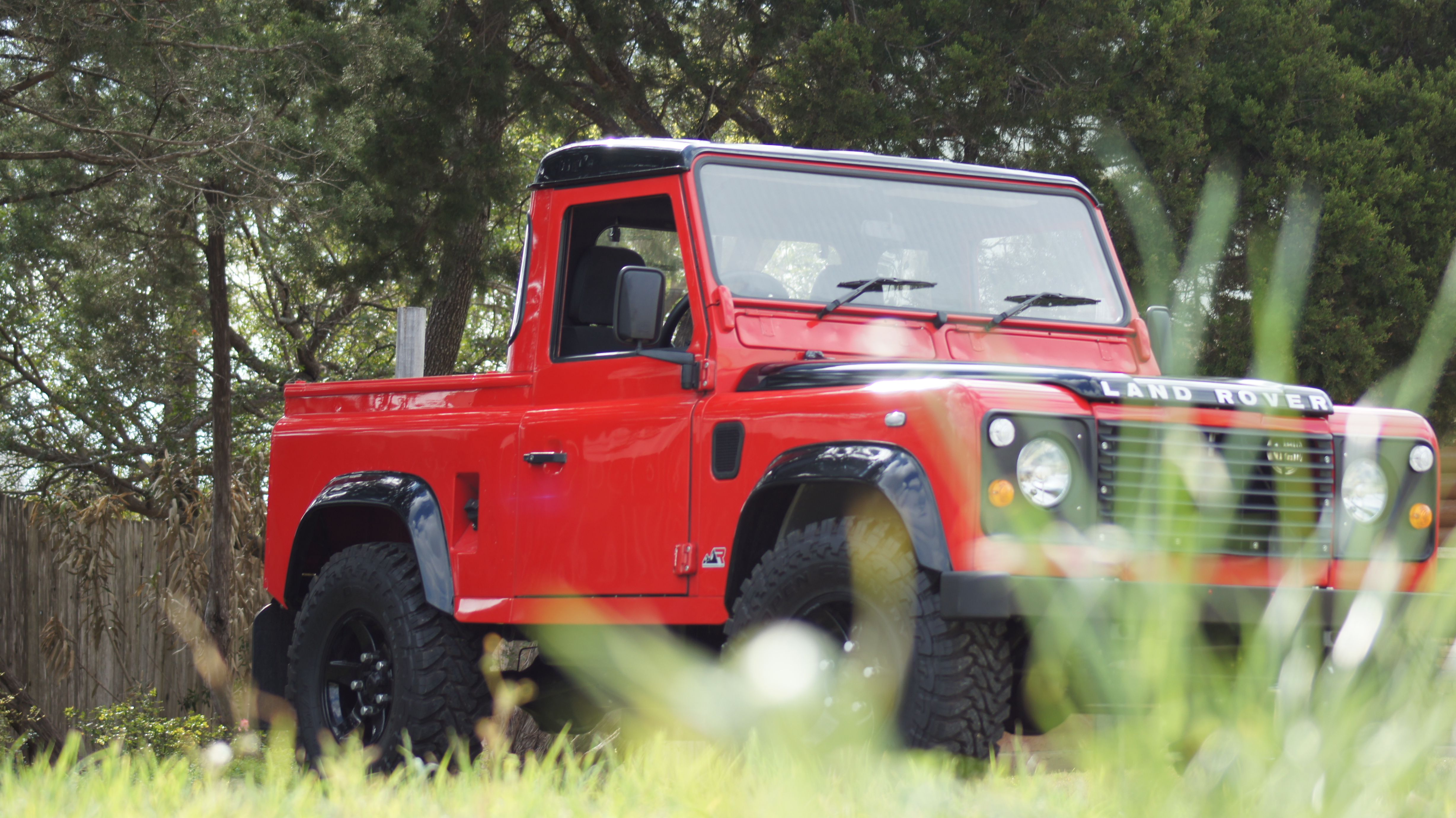 1985 Land Rover Defender 90 pick up for sale in Austin TX Right