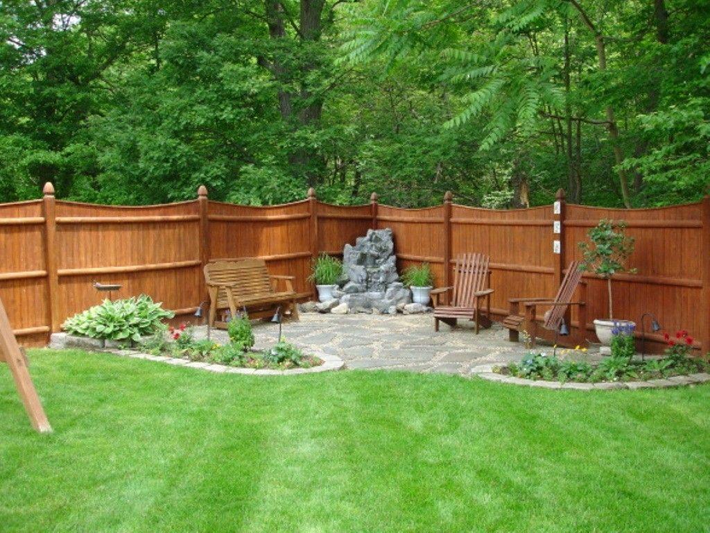 Small Backyard Ideas On A Budget   Backyard Ideas on Budget Patio Ideas  id=54383