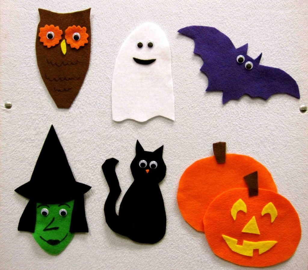 Brown Owl Brown Owl What Do You See Halloween Flannel Board