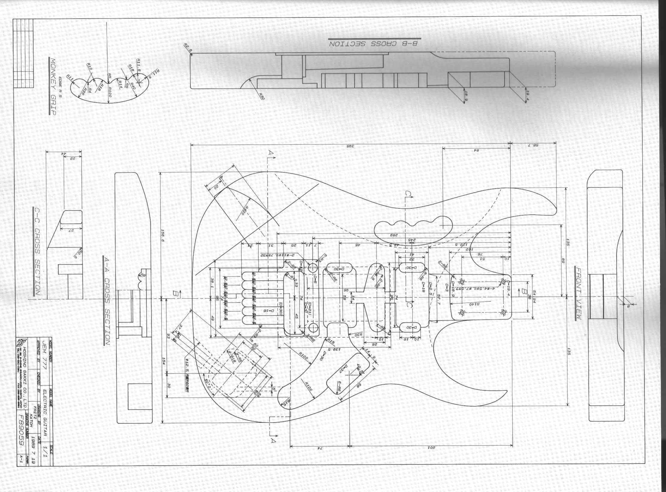 Photo Jem777 Blueprint