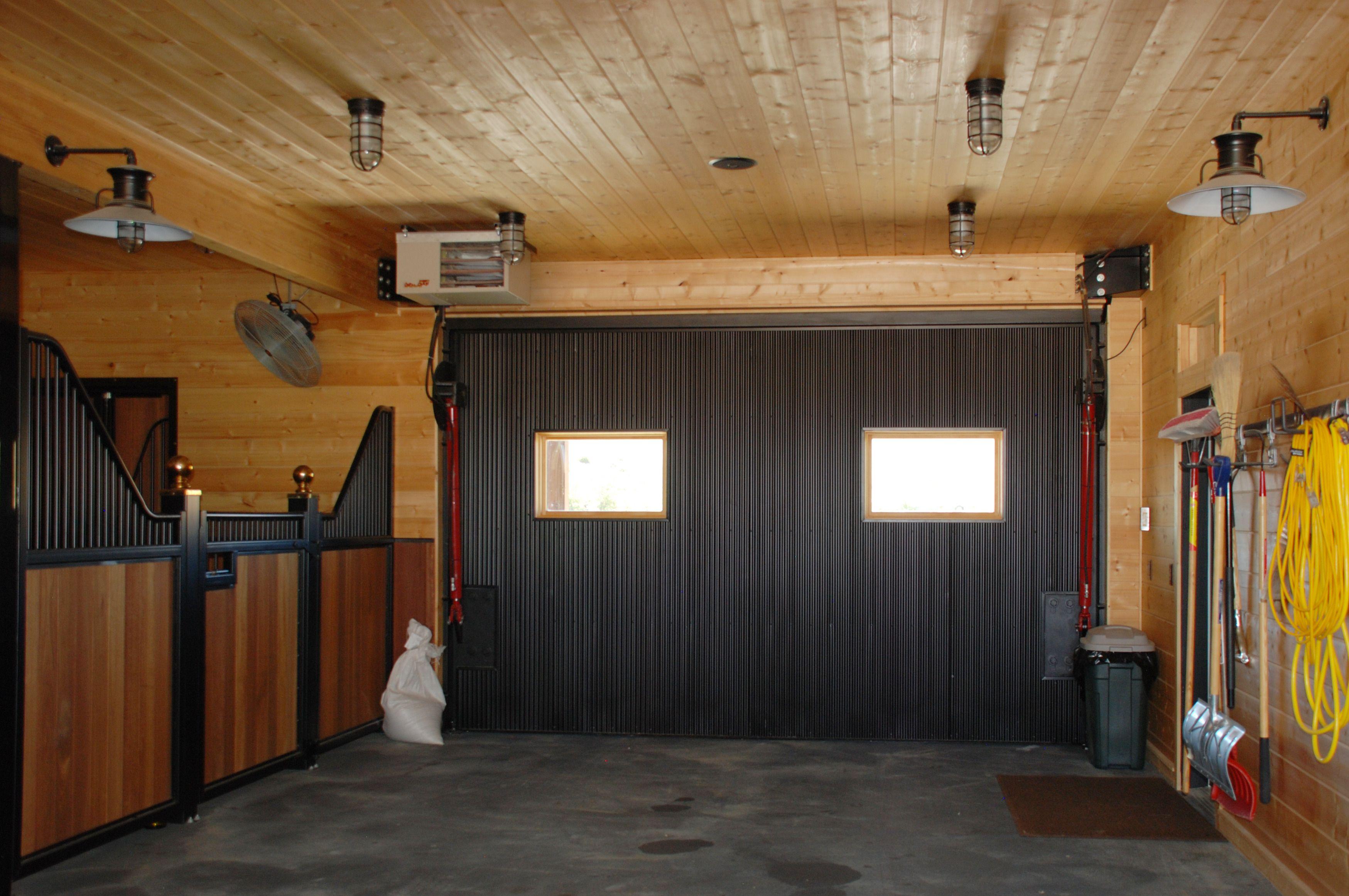 title | Interior Garage Door Ideas