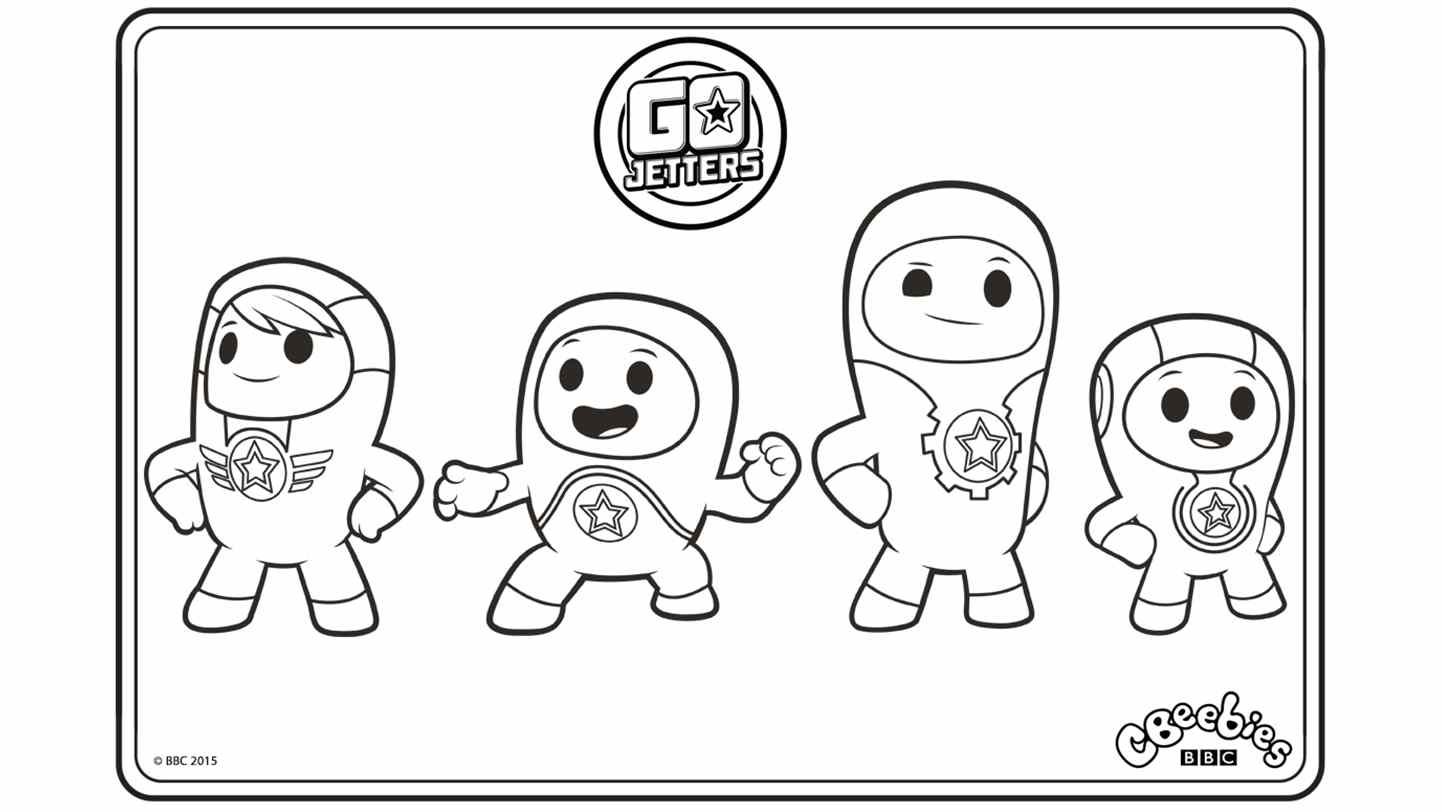 Bbc Fireman Sam Colouring Pages