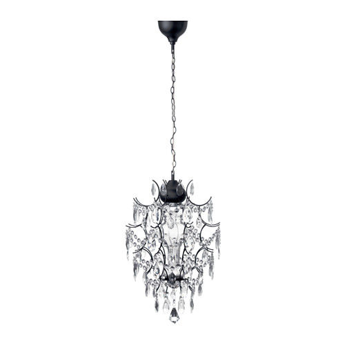 Ikea Örtofta Chandelier Projects Decorative Patterns Onto The Ceiling And On Wall Height Is Easy To Adjust By Using S Hook Or Cut
