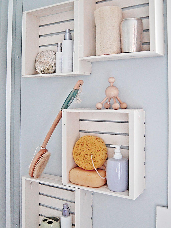 Storage Ideas For Small Bathrooms   ... storage ideas for ... on Small Space Small Bathroom Ideas Pinterest id=83535