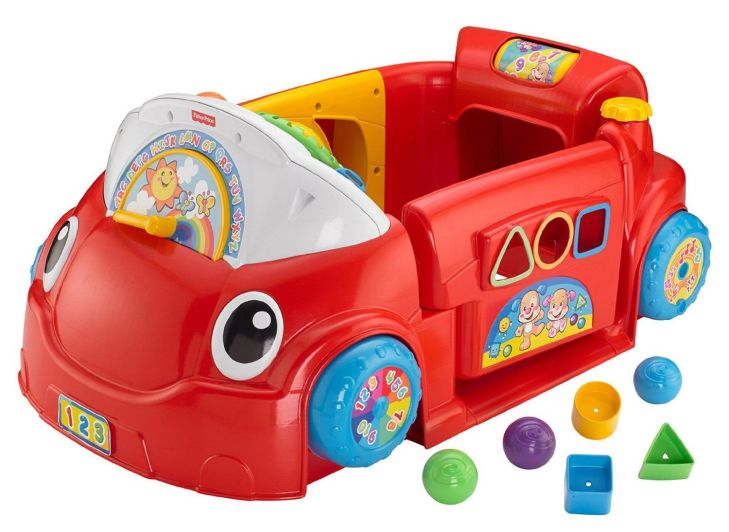 FisherPrice Laugh and Learn Crawl Around Car  See more at