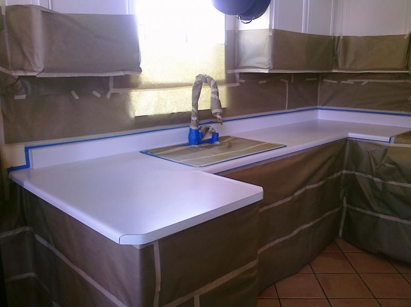 Painting Formica Countertops White Marble Google Search