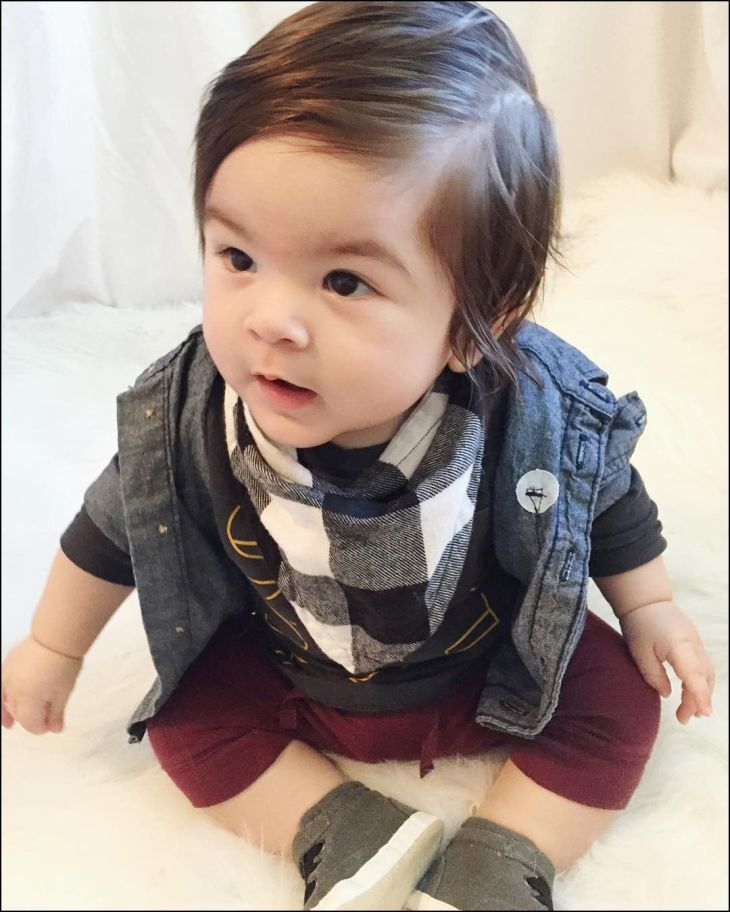 Baby Boy Long Haircuts  Hairstyles Ideas  Pinterest  Long