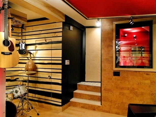 from mix and match music room to high end recording studio on best color for studio walls id=83373