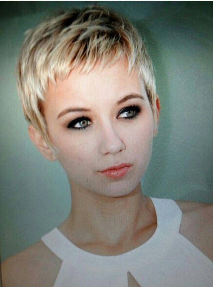 Blond en kort  alternative hair  Pinterest  Alternative