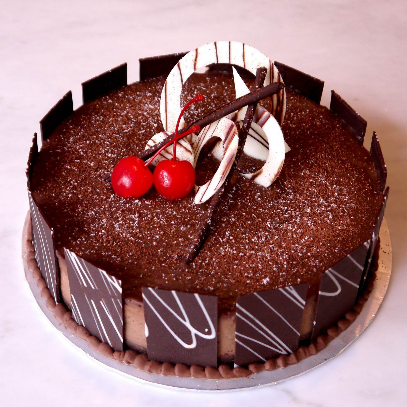 Chocolate Cake Pictures Amp Decoration Ideas For Birthday