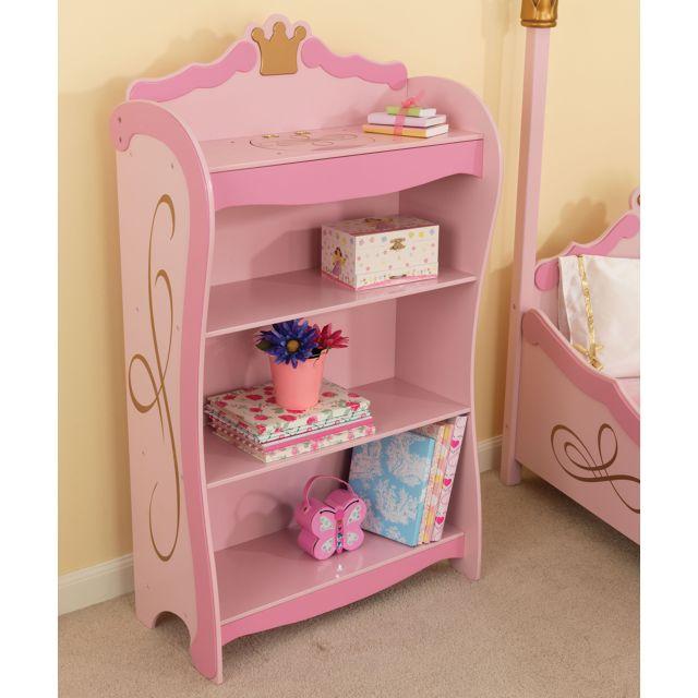 KidKraft Pink Princess Bookcase by KidKraft