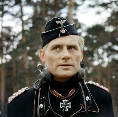 Image result for robert shaw as hessler
