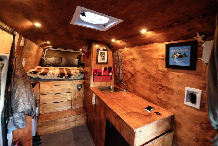 Pin by Ben Pham on Camper Van Pinterest Vans Sprinter van and