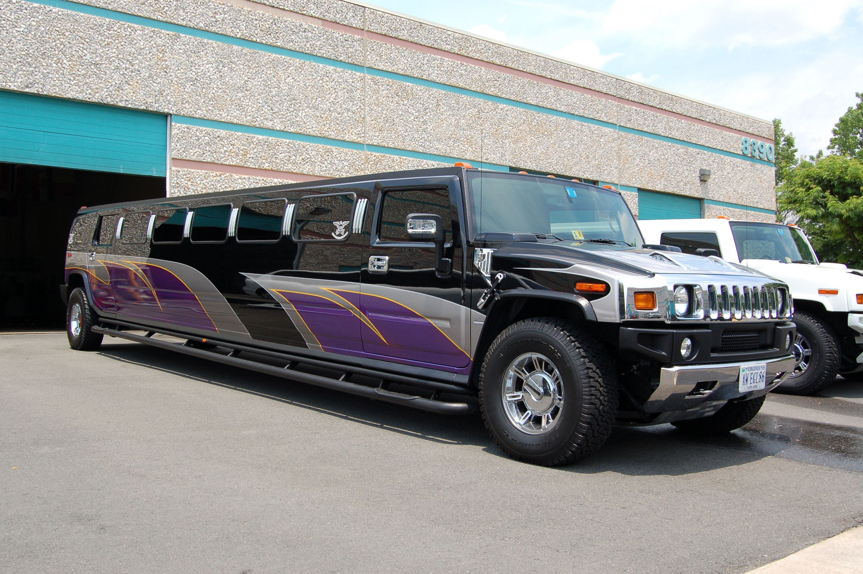 H2 Hummer Past Limousines