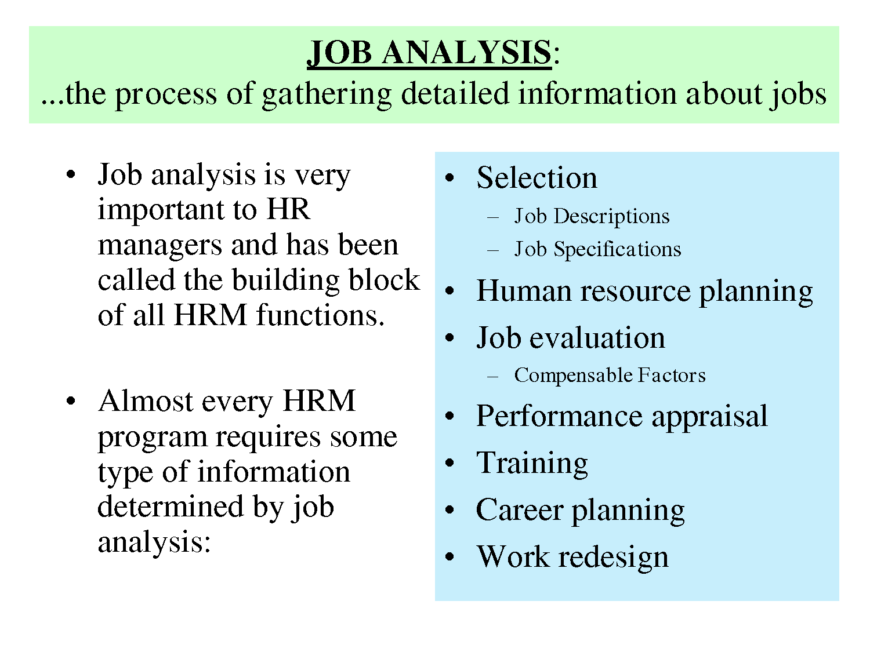 History Of Jobysis