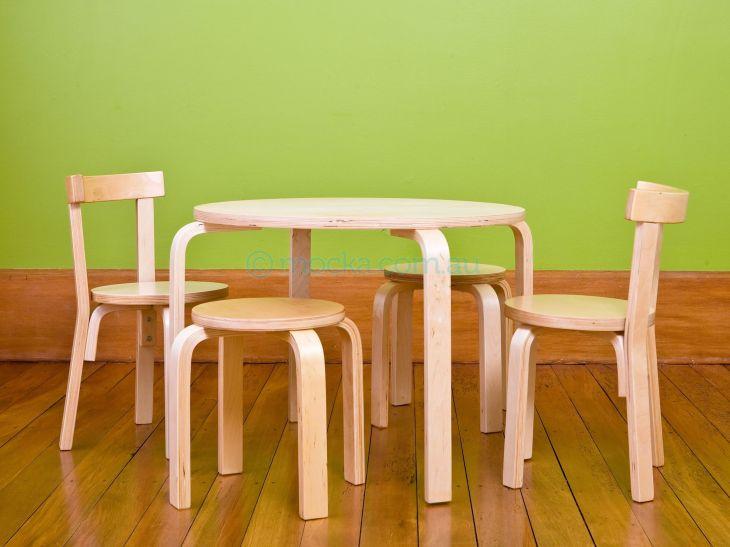 Hudson Kids Table and Chairs детские столы и стулья Pinterest