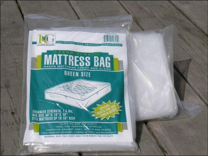 Mattress Plastic Covers