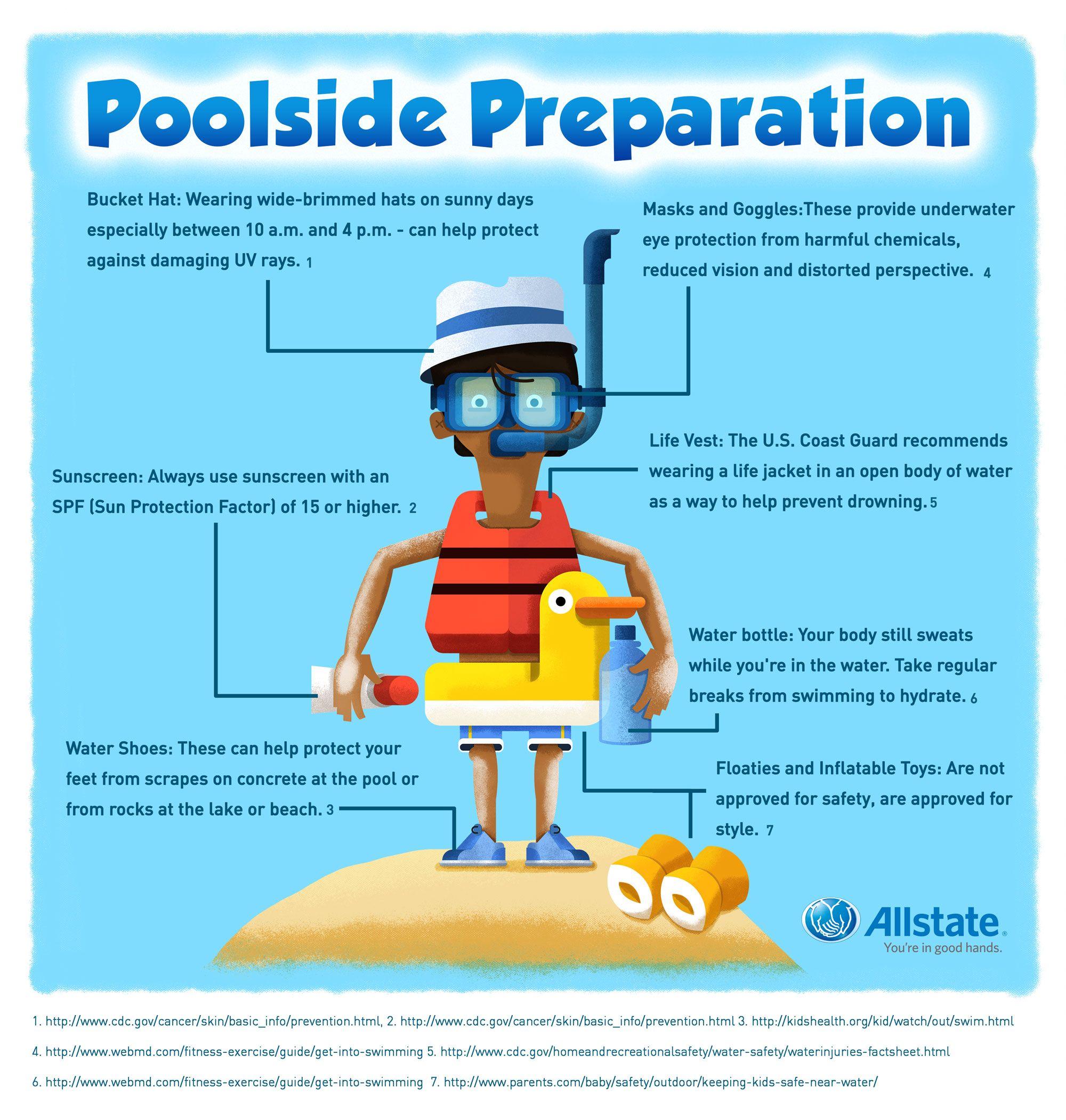 Summer Fun Pool Safety
