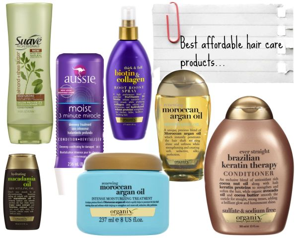Best Hair Products on Pinterest | Bleached Hair Repair ...