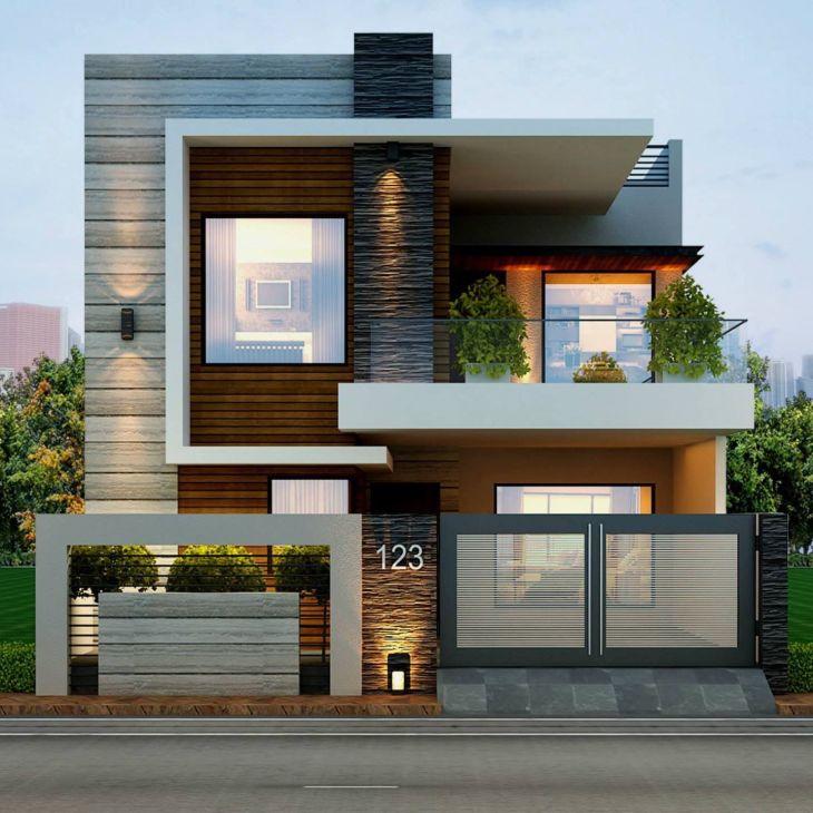 Diseño que enamora con estilo House plans Pinterest
