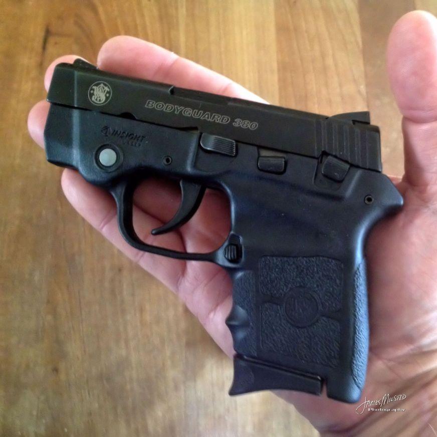 S&W Bodyguard 380 - nice little pocket pistol | Firearms ...