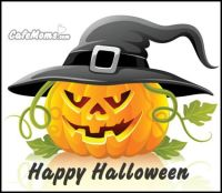 halloween clipart for facebook