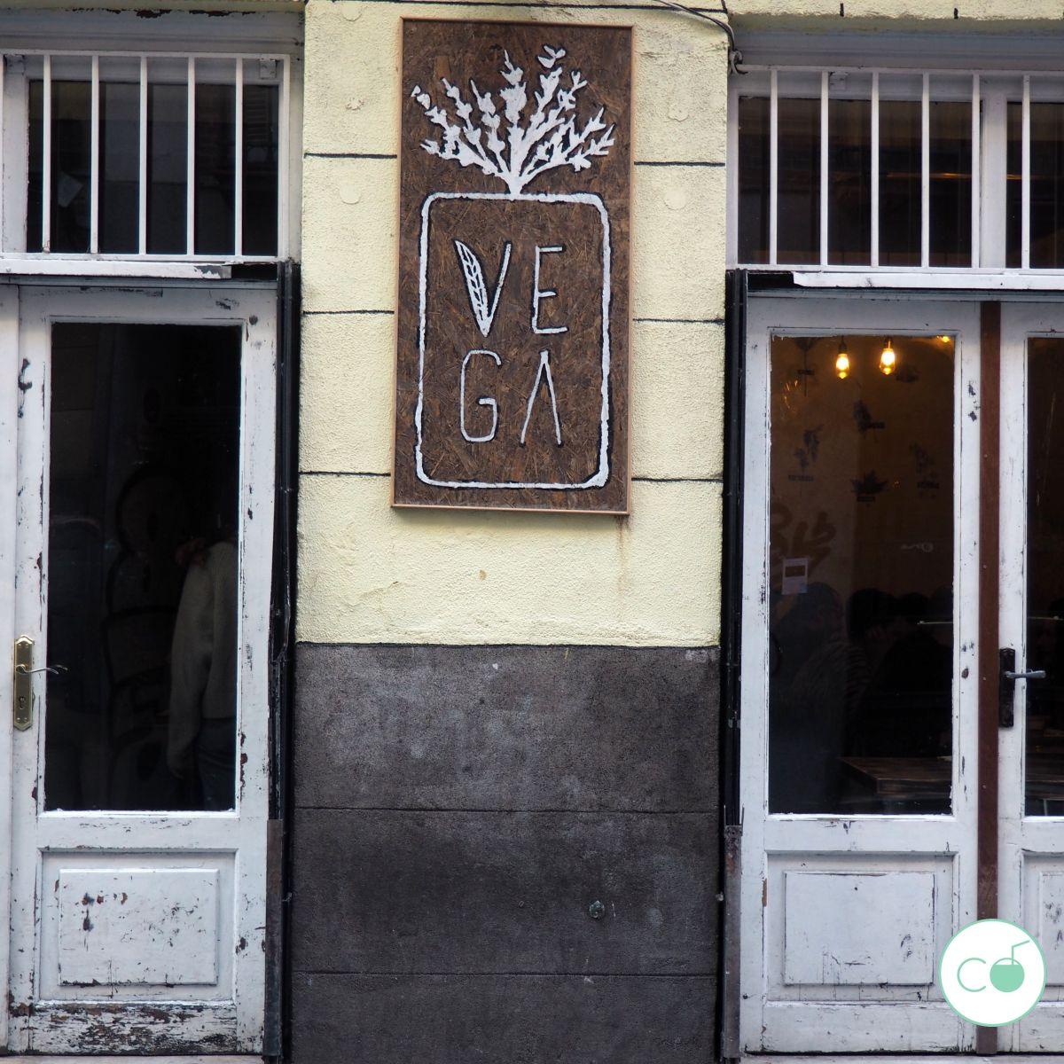 Restaurante Vega - restaurante vegano Madrid