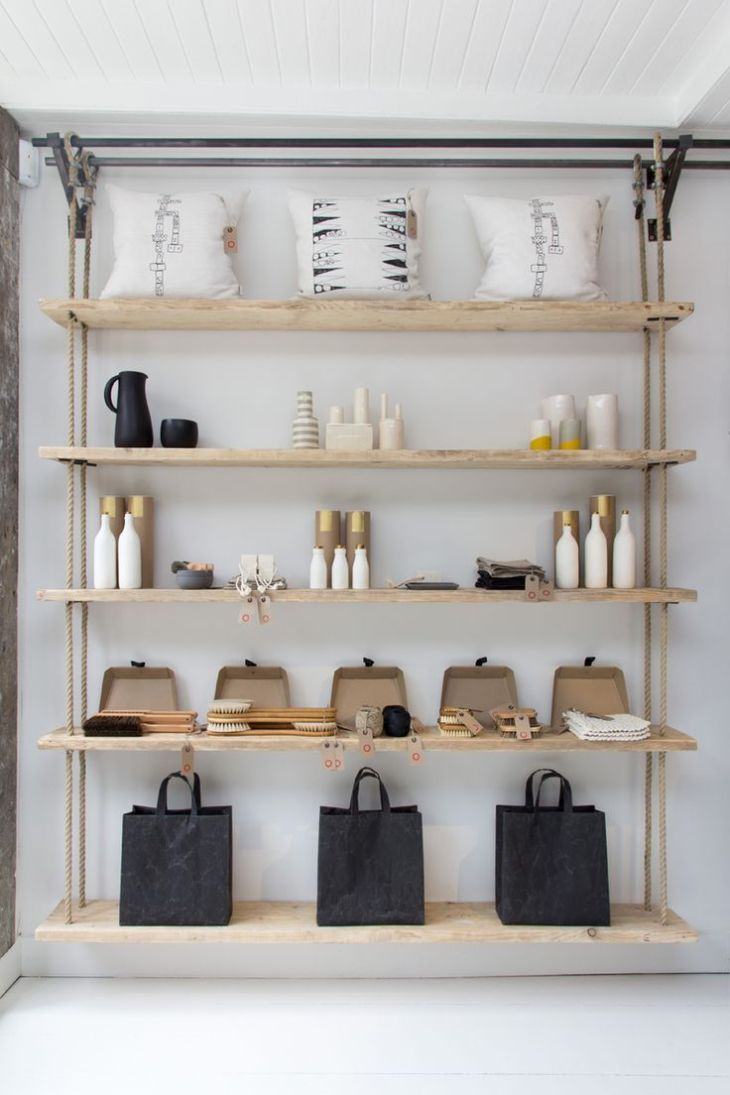 Folklore u Better Living by Design Shelves Store design and Retail