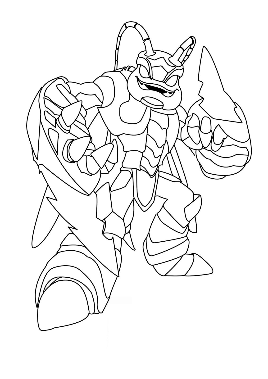Giant Coloring Pages For S