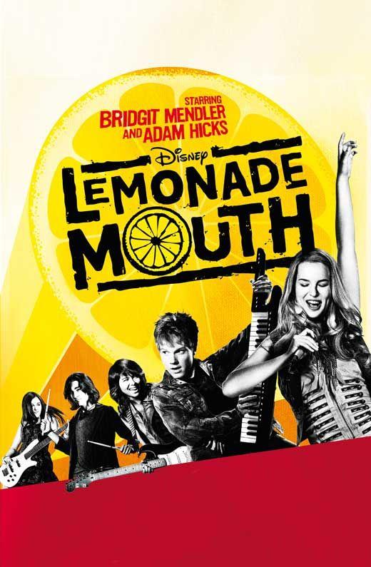 Poster do filme Lemonade Mouth