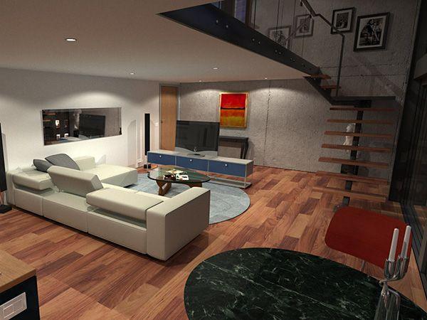 Studio Loft Apartment Loft Life Pinterest Lofts Apartments And Studio