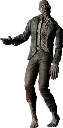 NECA Resident Evil Archives Series 1 Action Figure Zombie