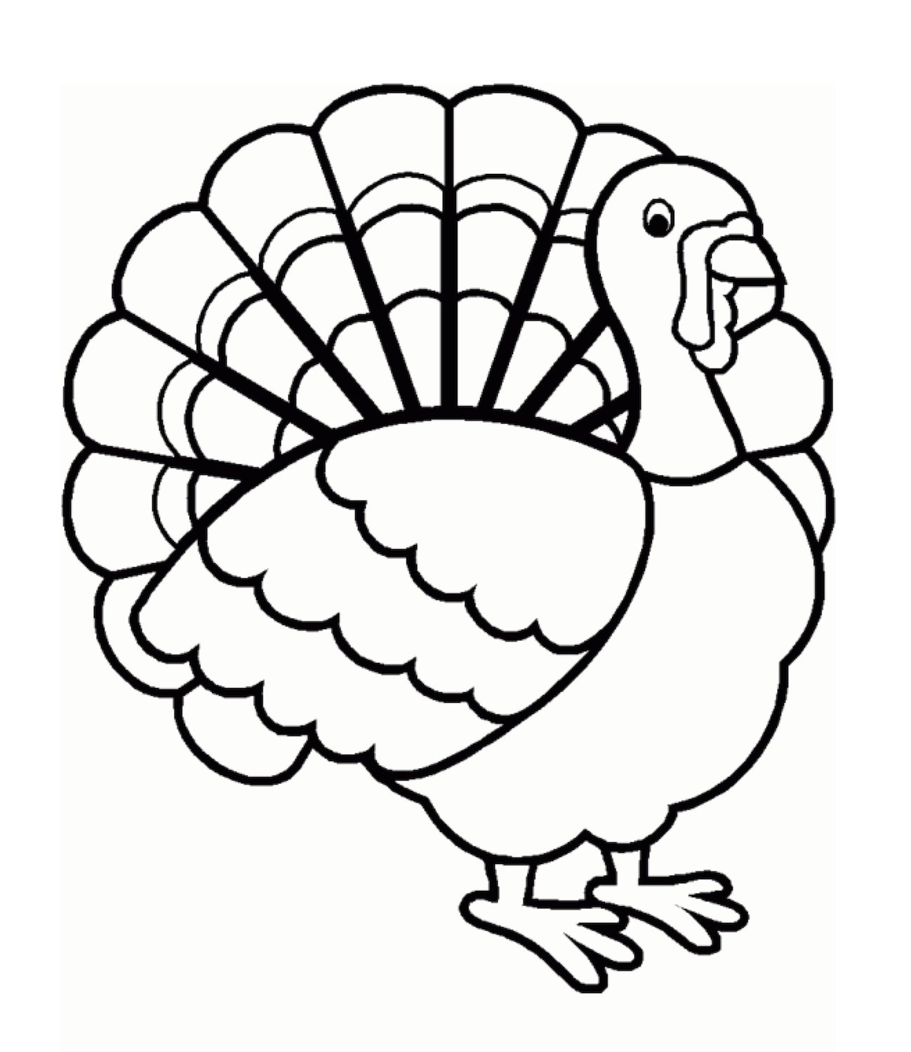 Tons 185 Of Free Thanksgiving Printables Coloring Pages