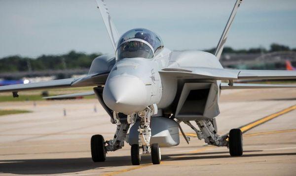 Boeing's F-18 Advanced Super Hornet | 'Flight or Fight ...