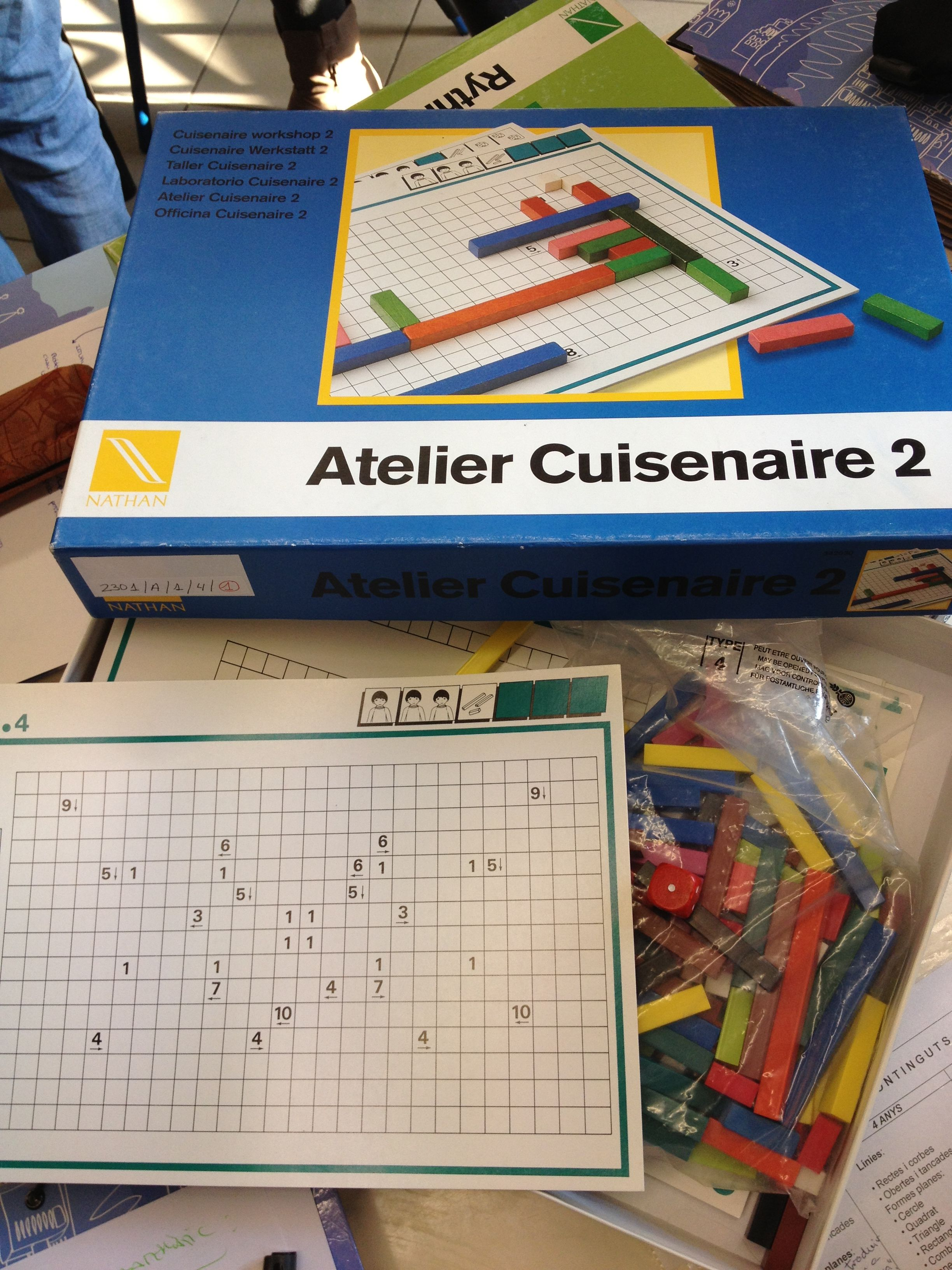 Atelier Cuisenaire 2 Nathan