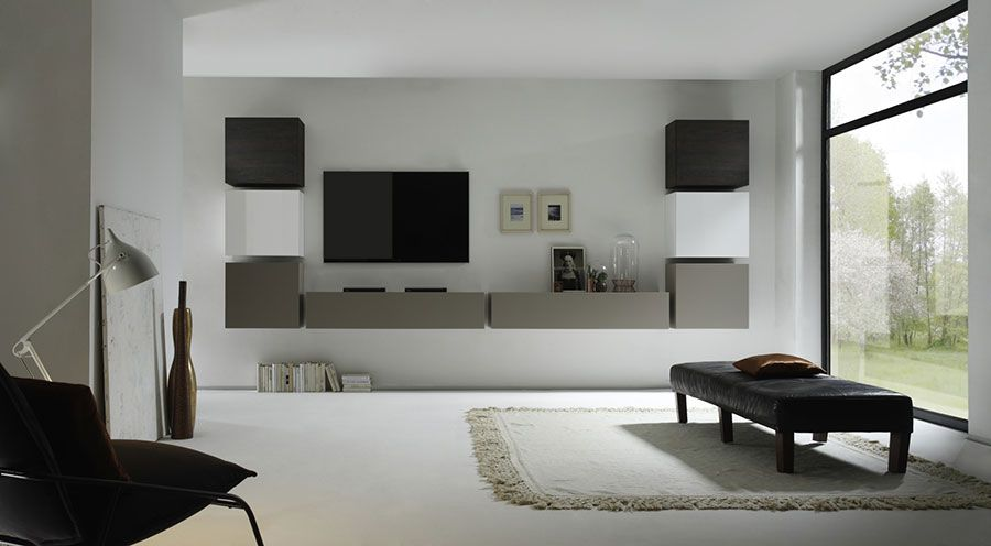 Idee Deco Salon Meuble Tv