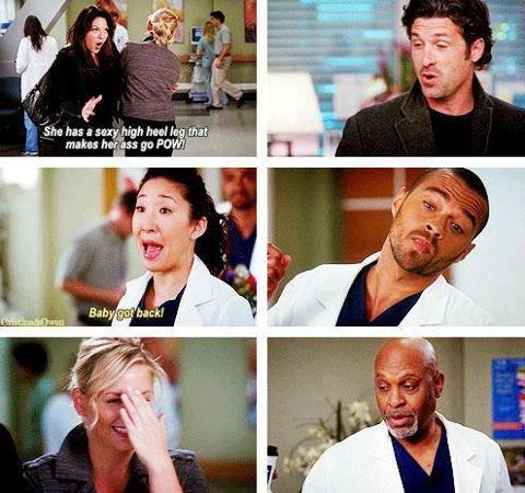 Grey's Anatomy top Calzona moments / Callie, Arizona ...