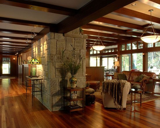 Stunning Modern Rustic Home Design To Your House: Fabulous