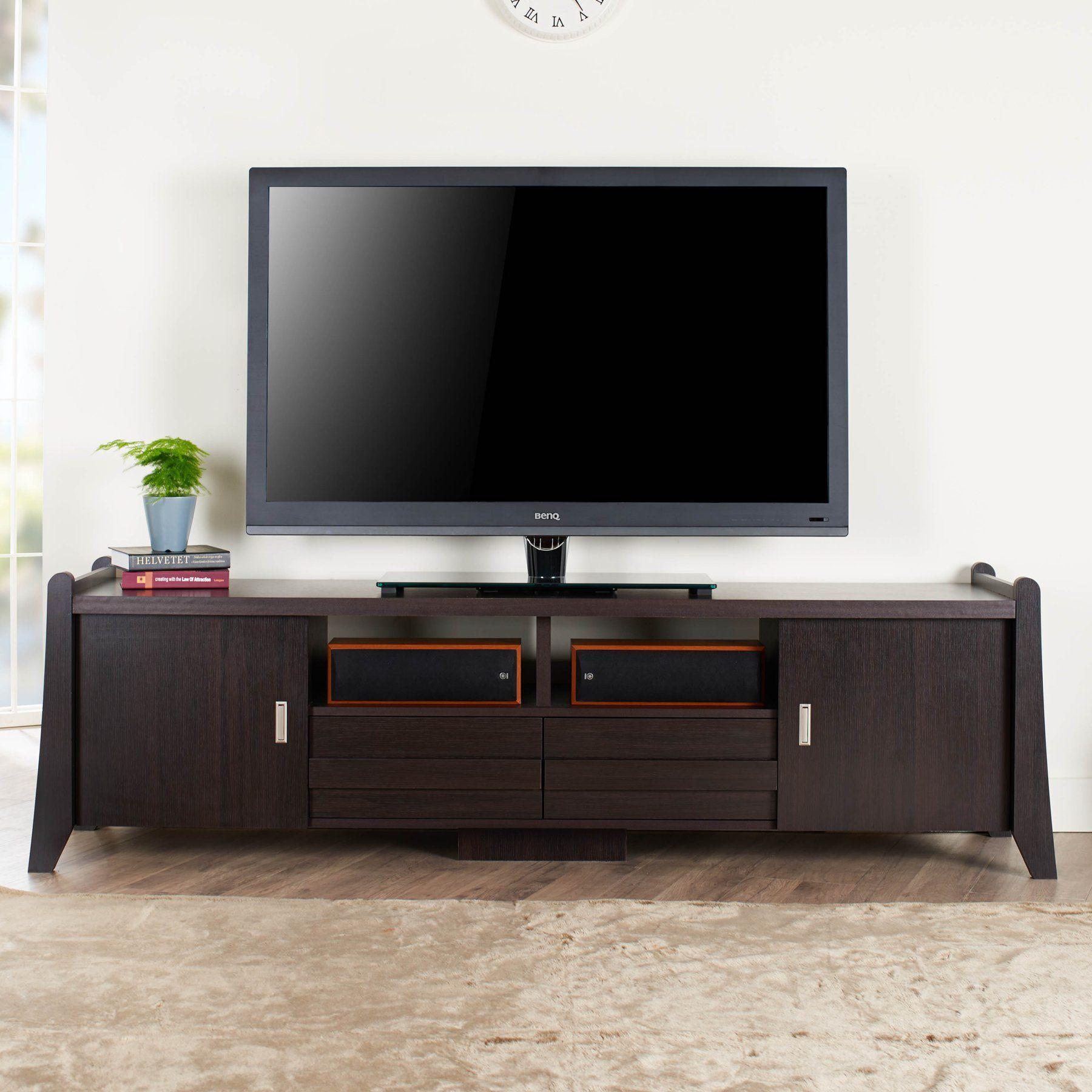 furniture of america rialto 70 in tv console ynj 1416 5