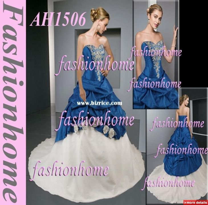 blue and white wedding dresses  Google Search  wedding dresses