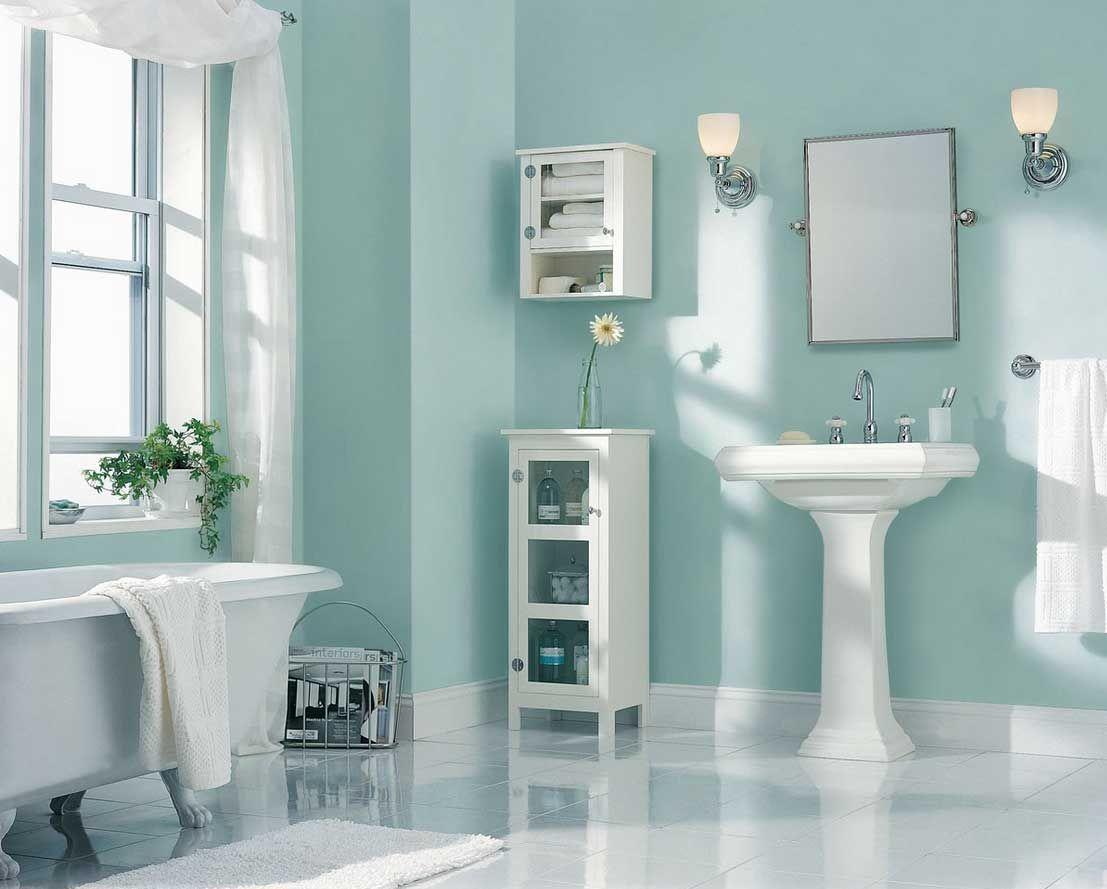 best paint color for bathroom using light blue wall paint on best wall color for paintings id=58361