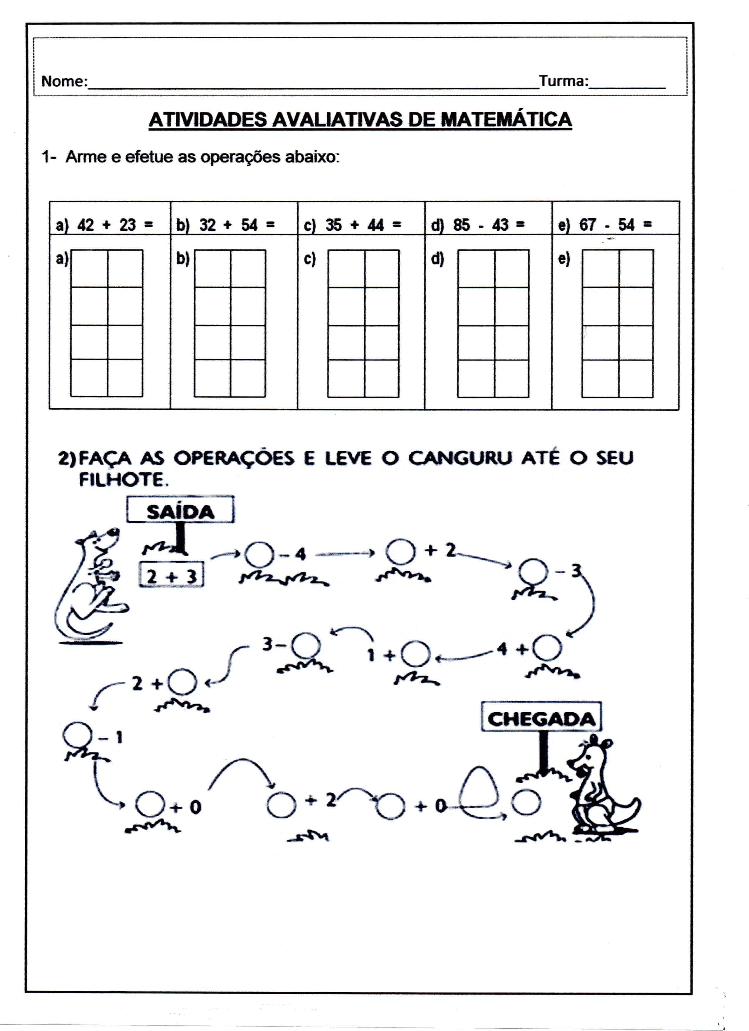 Resultado De Imagem Para Descritores De Matematica 3o Ano