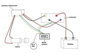 Need help wiring new winch | High Lifter Forums | Hunting