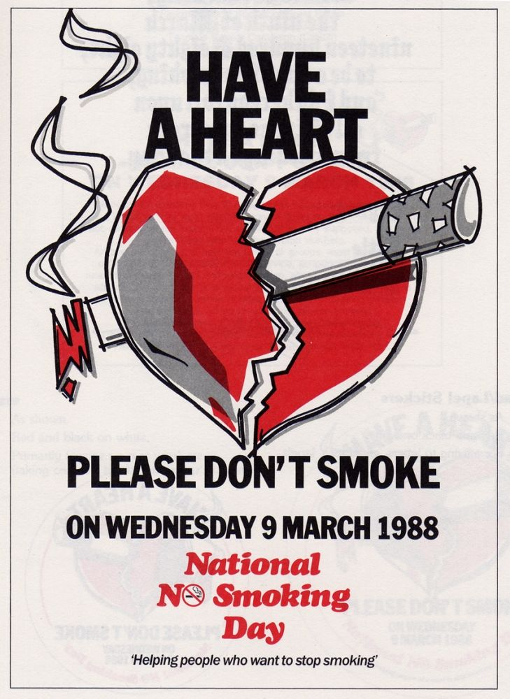 No smoking poster ideas for nift nid ceed entrance
